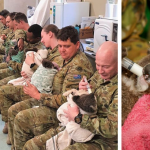 Australian Army Soldiers Spend Their Free Time Cuddling Koalas Rescued From Bushfires