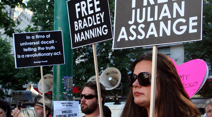 Assange's Extradition Case: A Critical Moment for the Anti-War Movement Assange-extradition
