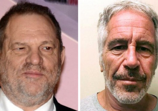 Harvey Weinstein Epsteined