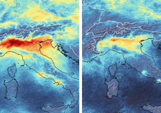 Italy Pollution