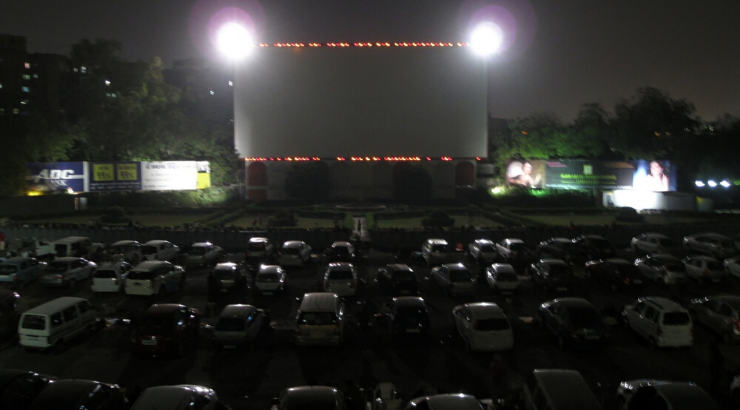 Drive-In Movie Theaters