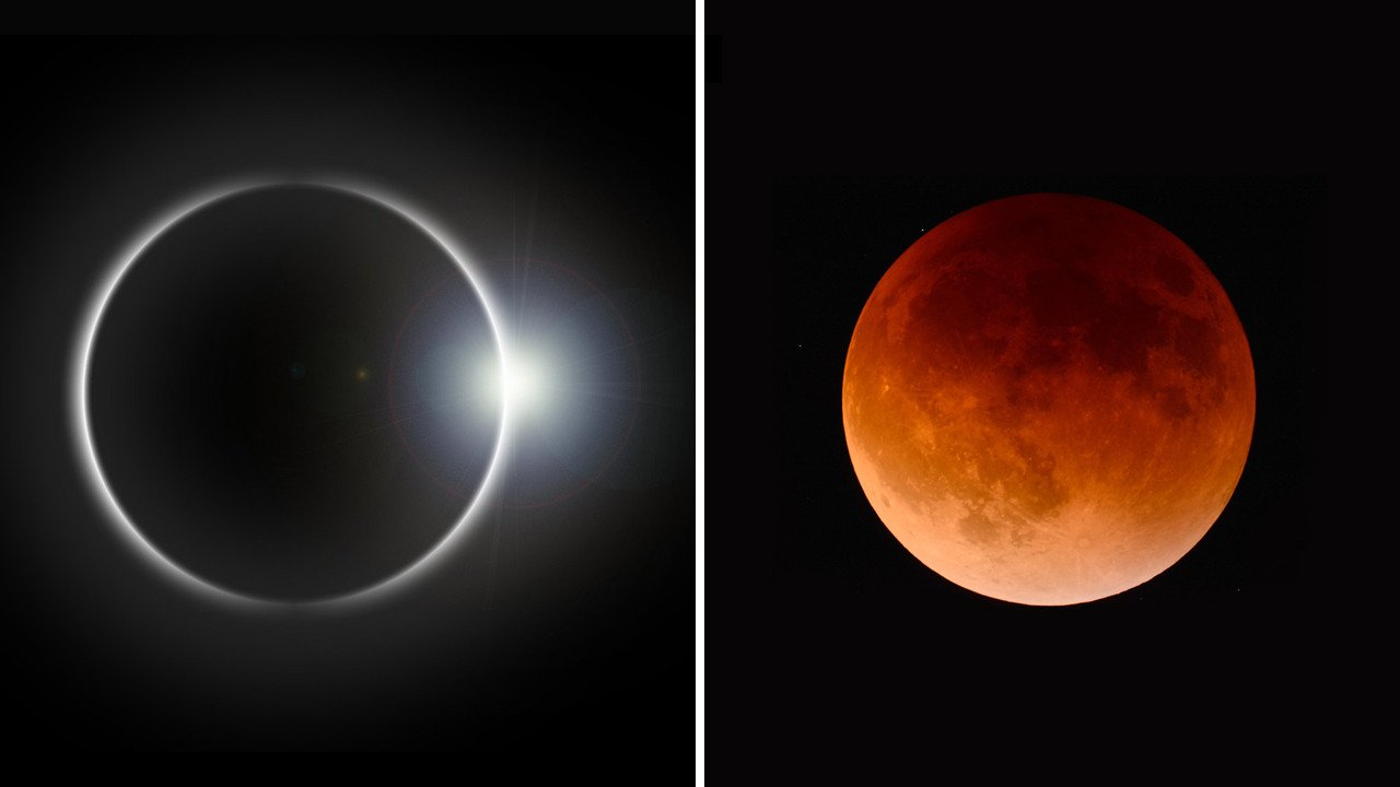 Get Ready Because There Will Be Both A Solar and Lunar Eclipse In June