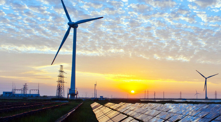 Green Energy Surges